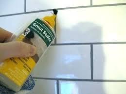 shower tile grout sealer best grout sealer for shower bathroom tile shower grout sealer shower grout shower sealer bathroom shower grout