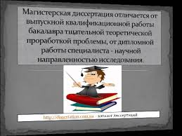 Магистерская диссертация  Магистерская диссертация