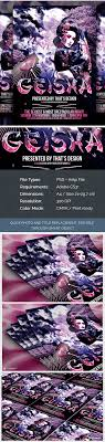 Party Flyer Creator Themed Party Flyer Psd Design Template Inkthemes
