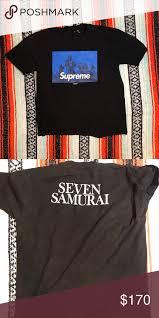 Supreme X Undercover Seven Samurai T Shirt Condition 7 10