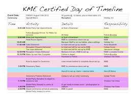 Wedding Day Timeline Excel Wedding Day Timeline Excel Sinma Carpentersdaughter Co