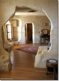 Cob House Interior Design Ideas 99