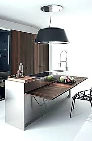 hide away kitchen table hide away dining table best space saving dining table ideas on intended