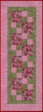Zen Rose Allover Pre-Cut Table Runner Kit | Quilt Patterns ... & Zen Rose Allover Pre-Cut Table Runner Kit. Quilted ... Adamdwight.com