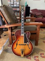 1963 Gibson Johnny Smith Sunburst > Guitars Archtop Electric & Acoustic |  Laurence Wexer Ltd.