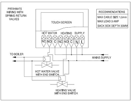 heatmiser uh1 wiring diagram heatmiser image touchscreen programmable thermostat hot water output on heatmiser uh1 wiring diagram