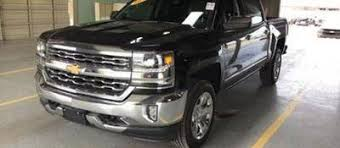Used 2016 Chevrolet Silverado 1500 for Sale in Beaumont, TX | Edmunds