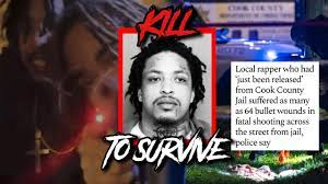 Chicago rapper KTS Dre shot 64 times ...