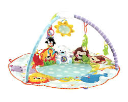 Baby Play Mat Light Up Fisher Price Precious Planet Deluxe Musical Activity Gym