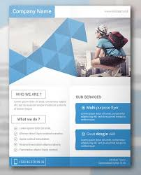 marketing slick template collection of 30 free flyer mockup designs