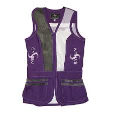 Castellani Shooting Vest Size Chart Syren Womens Shooting Vest
