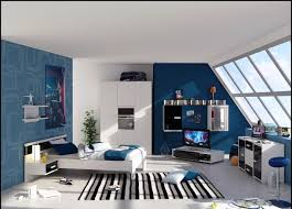 blue and white bedroom colour schemes