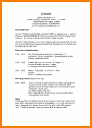 Examples Of Professional Profile On Resume example of profile for resume Oylekalakaarico 56