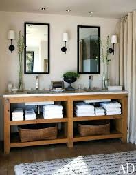 top most fabulous interior designs house home rustic open bathroom shelves bathrooms styling open shelf bathroom vanities vanity sink small shelves