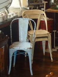 Xavier pauchard french industrial dining room furniture Industrial Tolix Industrial Vintage Tolix Chair By Xavier Pauchard Pale Blue This One Is One Of Chairish 65 Best Industrial Tolix Chairs Images Industrial Style Lunch