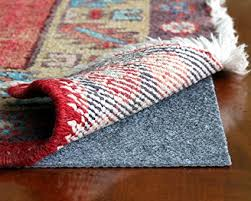 rug hold by rug pad central runner area rug pad non slip