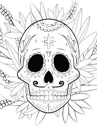 Mort Mexicaine Vraie Tete De Mort Mexicaine Coussintte De Mort
