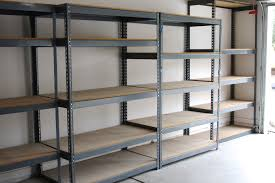 Full Size of Garage:building Shelves Diy Garage Shelves Homemade Shelves  Shelving Ideas Garage Workbench ...
