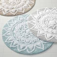 62 most splendid round bath rugs oval large bathroom mats extra long in round bathroom rugs