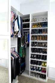 container closet organizer storage boxes shoe purse