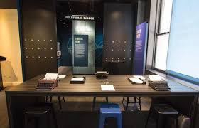Turner Design Chicago A Real Page Turner American Writers Museum Debuts In