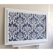 decorative framed bulletin board board size 24