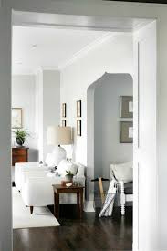 benjamin moore paint colors grayOff With the Wallpaper On with the Gray Paint  Driven by Decor