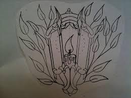 Traditional Genie Lamp Tattoo Migliori Pagine Da Colorare