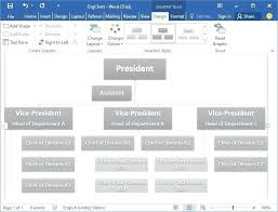 Org Charts In Excel Unique Organization Chart Excel Template College