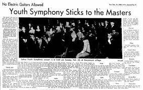 Craig Youth Symphony, Salina Journal, 2.18.68 - Newspapers.com