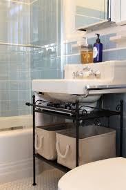 bathroom sink decor. Best 25+ Pedestal Sink Storage Ideas On Pinterest | Corner Maggie\u0027s Cutest House In Georgetown \u2014 Tour. StorageUnder Bathroom . Decor C