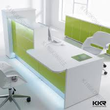 office reception table design. Custom Design Office Reception Table Factory T