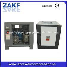 compresor de aire partes. 100hp 75kw mejor enfriador de aire sin agua compresor para la pintura partes 7