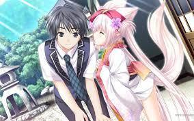 Kawaii Anime Girl Couple (Page 1 ...