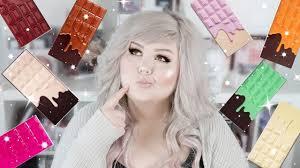 TOP 5 <b>I Heart Revolution Chocolate</b> Palettes 2019 - YouTube
