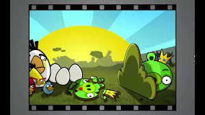 Angry Birds - Mac Game Level 5-21 Trailer 5 Walkthrough - YouTube