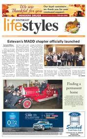 Southeast Lifestyles 20181005 by Estevan Lifestyles Publications - issuu
