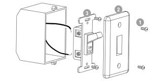 micro switch g2 user guide aeotec by aeon labs remove the two screws securing the wall switch to the wall box disconnect both wires from the wall switch