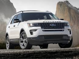 2018 ford other. Modren 2018 Blink And You Might Miss It But The Ford Explorer Gets A Mild Refresh For  2018 Model Year In Ford Other