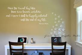 Travel Wall Quote Travel Wall Decal Travel by WallapaloozaDecals via Relatably.com