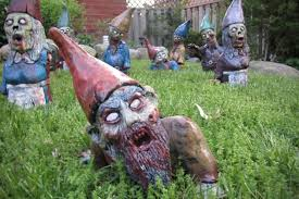 cheap garden gnomes. Zombie Garden Gnomes Cheap