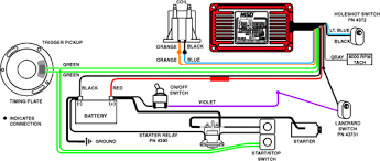 msd wiring diagram two step msd instructions pn 2 4255 typical sea doo® 800 enhancer wiring · pn 2 mallory distributor wiring diagram solidfonts