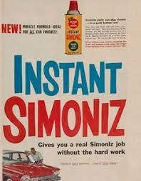 7 Best Simoniz It Images Car Wash Vintage Ads 1950s