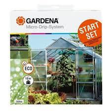 Комплект для микрокапельного <b>полива</b> в теплице <b>Gardena</b> 01373 ...