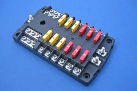 12 way fused distribution board product image for 12 way fused distribution board