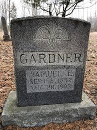Samuel Earl Gardner (1852-1903) - Find A Grave Memorial