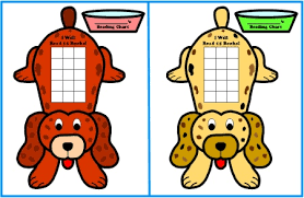 Reading Sticker Chart Free Printable Sticker Charts For Teachers Find Gallery
