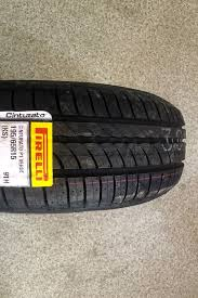 <b>Pirelli Cinturato P1 Verde</b> test and review of the summer tire ...