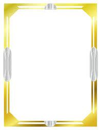 5x7 border template border clipart