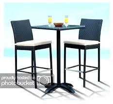 best 5 wicker bar sets outdoor furniture wicker bar table outdoor wicker pub table and chairs